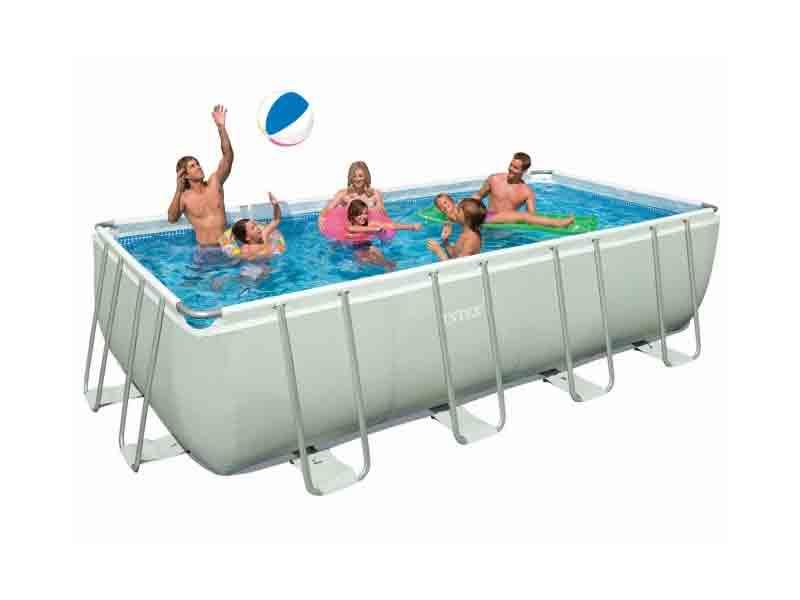 Intex 18 Feet Ultra Pool Iu18 Inground Swimming Pool