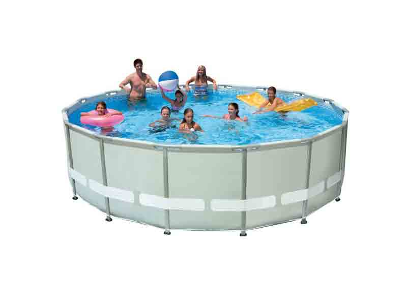 16 feet ultra pool iu16 inflatable swimming pool in jammu kashmir for Intex swimming pools australia