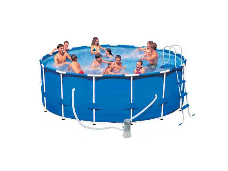18 feet frame pool 18m4a inflatable swimming pool in kolkata for Inflatable swimming pool buy online india